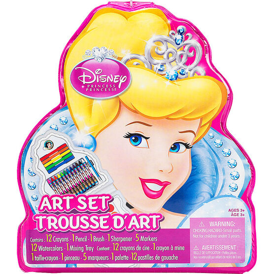Disney Princess Art Set - 33 pieces