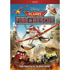 Planes: Fire and Rescue - DVD