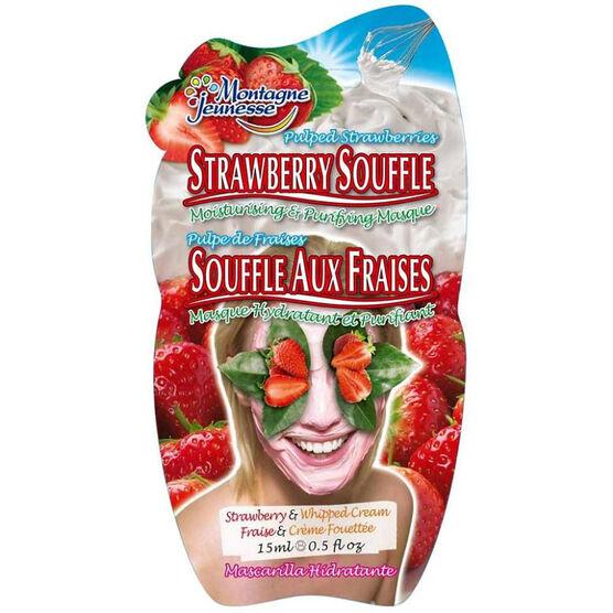 Montagne Jeunesse Strawberry Souffle Masque - 15ml