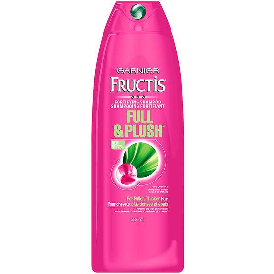 Garnier Fructis Full and Plush Fortifying Shampoo - 384ml