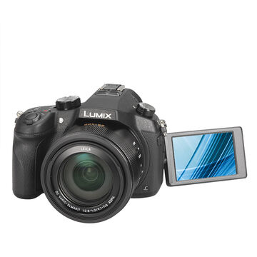 Panasonic Lumix DMC-FZ1000 - Black