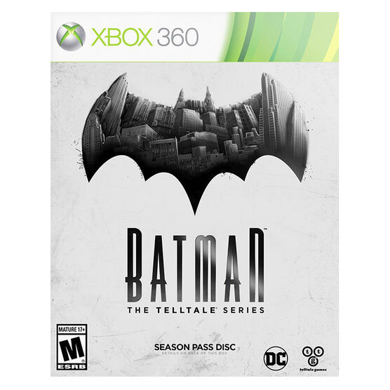 Xbox 360 Batman: The Telltale Series