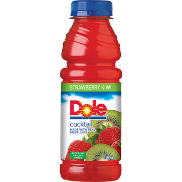 Dole Bottled Juice - Strawberry Kiwi - 450ml