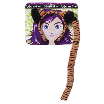 Halloween Tiger Costume Kit