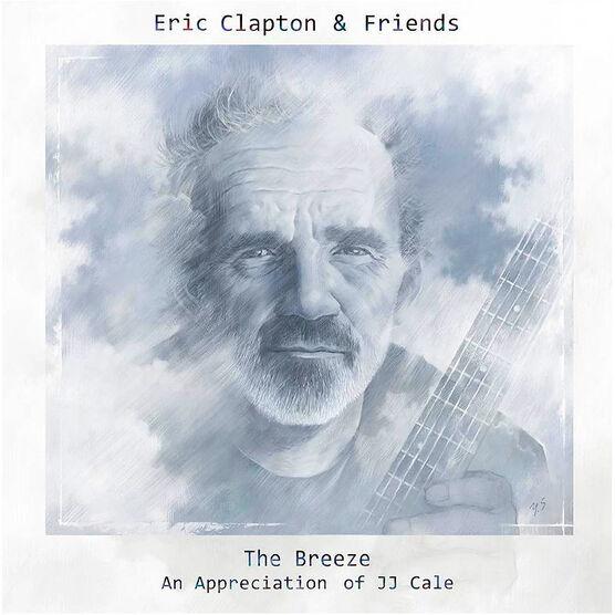 Eric Clapton & Friends - The Breeze: An Appreciation of JJ Cale - CD