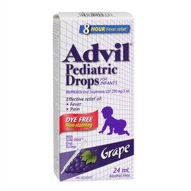 Advil Pediatric Drops Dye-Free - 24ml