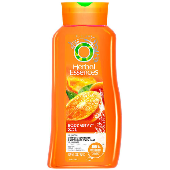 Herbal Essences Body Envy 2in1 Shampoo + Conditioner - 700ml