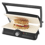 Oster DuraCeramic Panini Maker and Grill - White - CKSTPM20W-033
