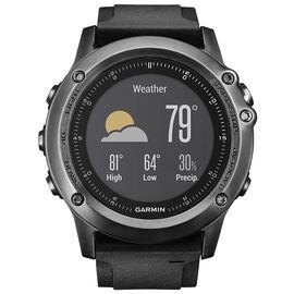 Garmin fenix 3 HR GPS Watch- Grey - 0100133870