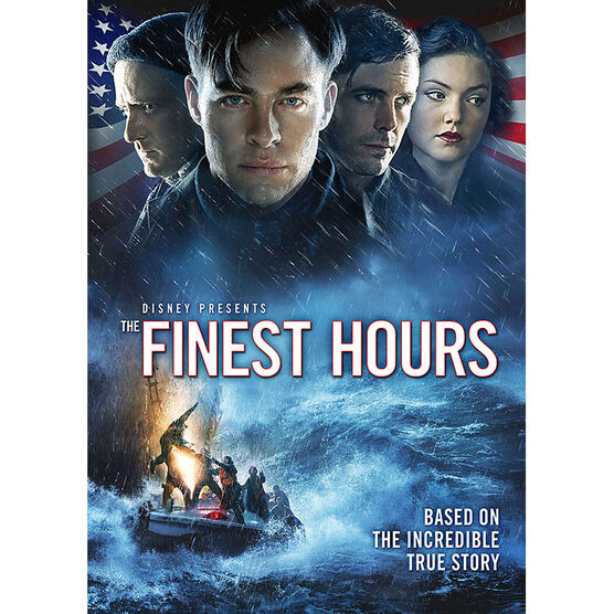 The Finest Hours - Blu-ray