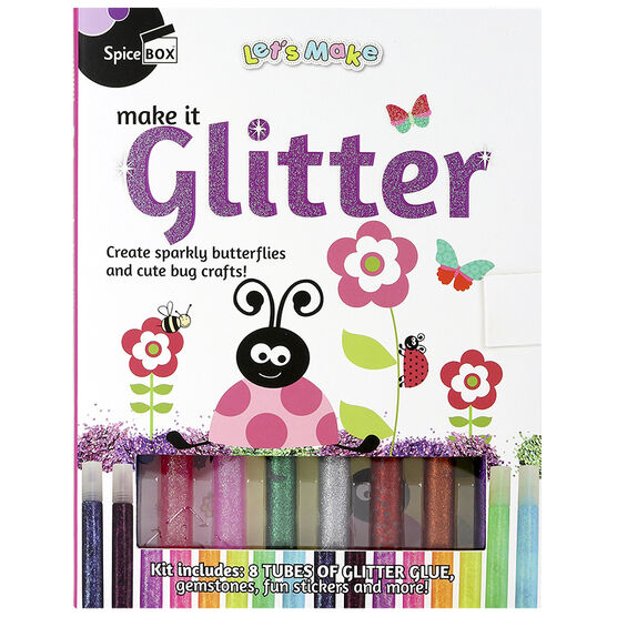 Spicebox Let's Make - Make It Glitter