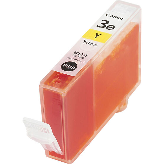Canon BCI-3eY Ink Tank - Yellow - 4482A003