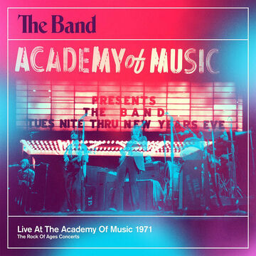 The Band - Live At The Academy 1971 - CD
