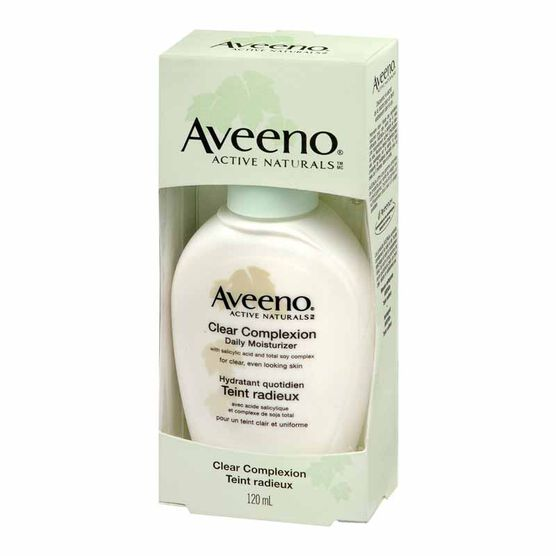 Aveeno Clear Complexion Daily Moisturizer - 120ml