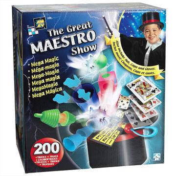 The Great Maestro Show - Mega Magic Tricks