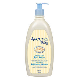 Aveeno Baby Daily Lotion - 532ml