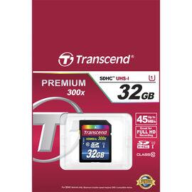 Transcend 300X 32GB SDHC - TS32GSDU1