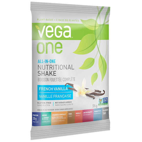 Vega One All in One Nutritional Shake - French Vanilla - 37.6g