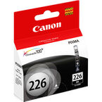 Canon CLI-226BK Ink Cartridge - Black - 4546B001