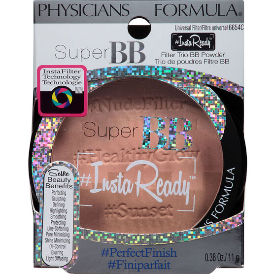 Physicians Formula BB InstaReady Pressed Powder - Universal Filter