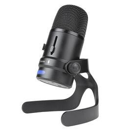 Cyber Acoustics Rainier Microphone - Black - CVL-2004