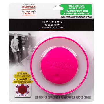 Five Star Push Button Locker Light - Assorted