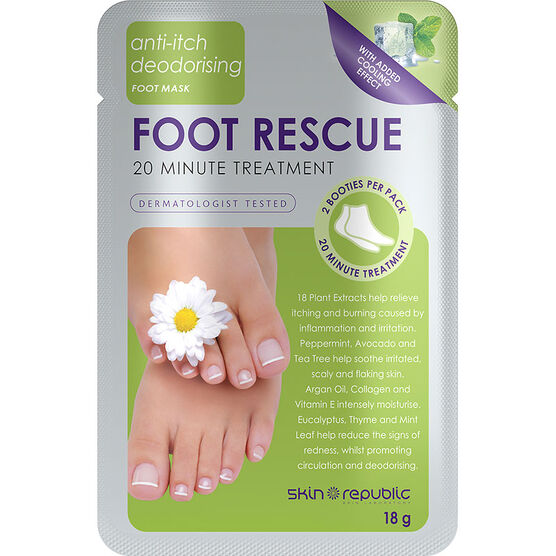 Skin Republic Foot Rescue - 18g