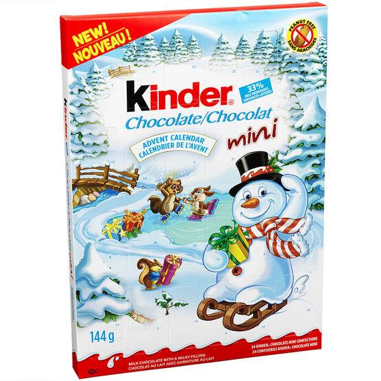 Kinder Advent Calendar - 144g