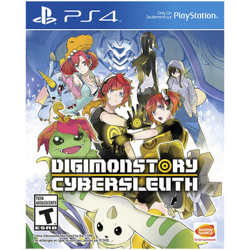 PS4 Digimon Story Cyber Sleuth
