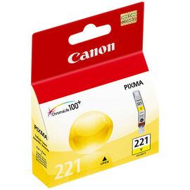 Canon CLI-221 Ink Cartridge - Yellow