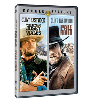 Clint Eastwood Double Feature: The Outlaw Josey Wales/Pale Rider - DVD