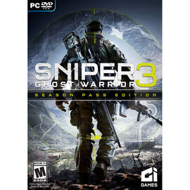 PC Sniper Ghost Warrior 3 Limited Edition