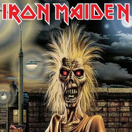 Iron Maiden - Iron Maiden - 180g Black Vinyl