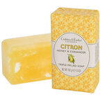 Crabtree & Evelyn Citron, Honey & Coriander Triple Milled Soap - 158g