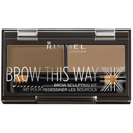 Rimmel Brow This Way Eyebrow Sculpting Kit