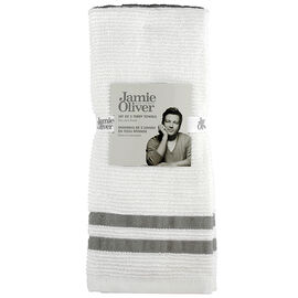 Jamie Oliver Ribbed Terry Towel