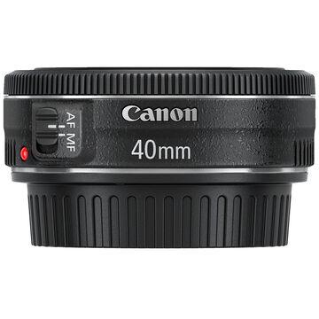 Canon EF 40mm f2.8 STM Lens - 6310B002