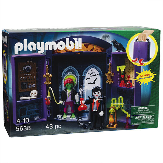 Playmobil Play Box - Haunted House - 56382