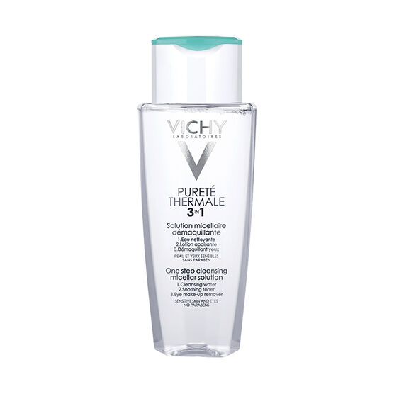 Vichy Purete Thermale 3-in-1 Calming Cleansing Micellar Solution - 200ml