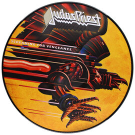 Judas Priest - Screaming For Vengeance - Picture Disc - Vinyl