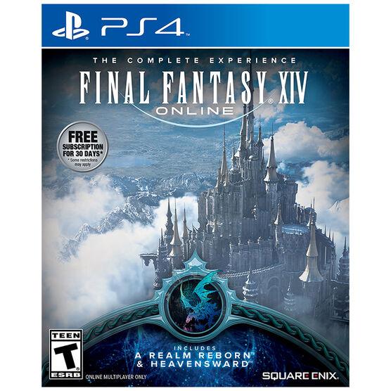 PS4 Final Fantasy XIV: Online