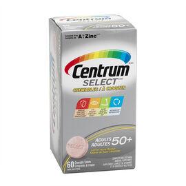 Centrum Select Adults 50+ Chewables - 60's