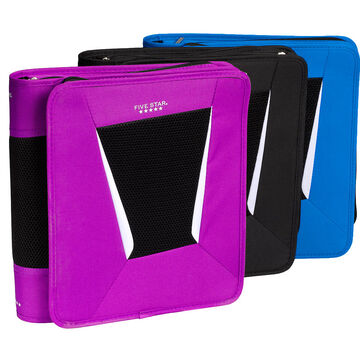 Five Star Expandable Binder - 1.5inch - Assorted