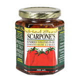 Scarpones Tomatoes - Sundried - 300ml