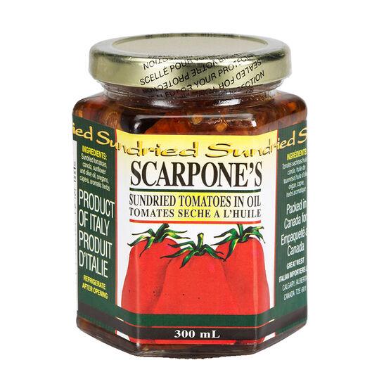 Scarpones Tomatoes - Sundried - 300ml