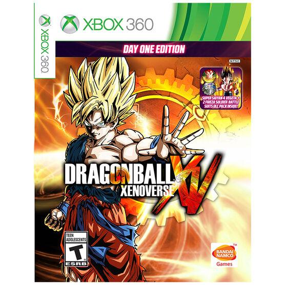 Xbox 360 Dragon Ball Xenoverse
