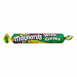 Maynards Wine Gum Rolls - 44g