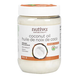 Mutiva Organic Coconut Oil - 860mL