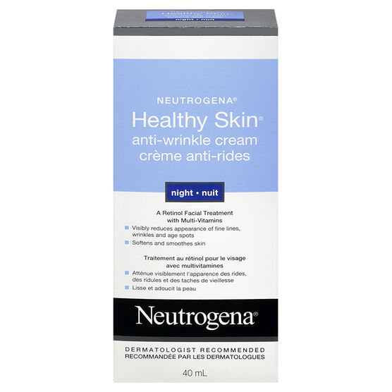 Neutrogena Healthy Skin Anti-Wrinkle Cream - Original - 40ml