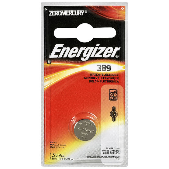 Energizer Watch/Electronic Batteries - 389BPZ